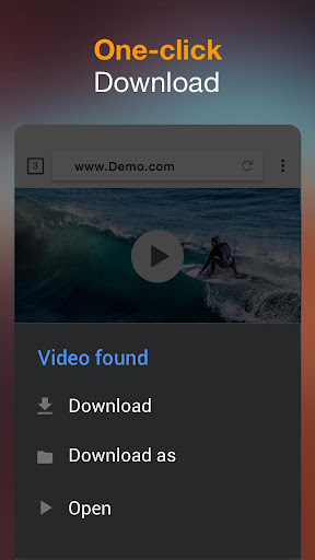 video downloader screenshot 1