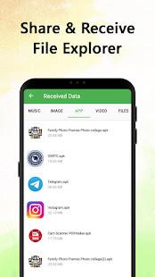 Saxa File Transfer : Share Music, Video, Documents