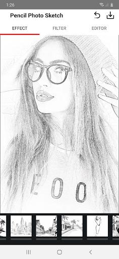 Sketch Drawing Photo Editor android2mod screenshots 9