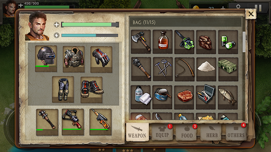 Survival Ark PRO Mod Apk (Unlimited Money/Ammo) 5