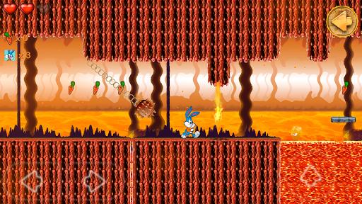 Beeny Rabbit Adventure Platformer World 2.9.1 screenshots 23