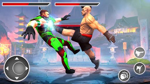 Kung Fu Offline Fighting Games - New Games 2020 1.1.8 screenshots 12