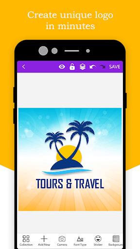Logo Maker, Logo Design, Graphic Design  screenshots 3