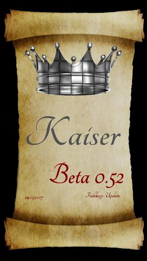 Kaiser 0.72 screenshots 1