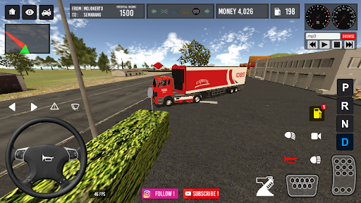 IDBS Truck Trailer 4.0 screenshots 5