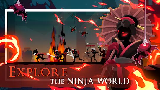 Stickman Revenge Supreme Ninja Roguelike Game v0.8.5 MOD APK 5