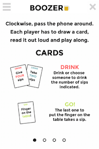 Boozer – The Drinking Game 3