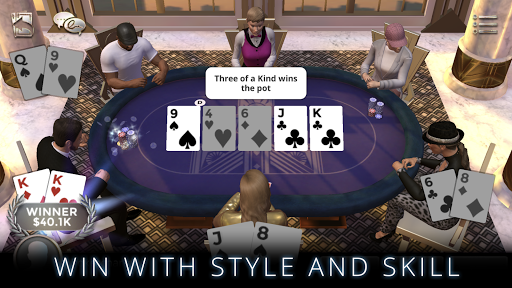 CasinoLife Poker - #1 Free Texas Holdem 3D 4.9.16598 screenshots 2