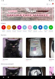 Sakura Free Market 23.0.1 Screenshots 8