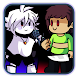Funny mod  X-Chara vs Chara Character Test - Androidアプリ