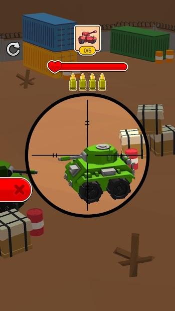 Tank Ambush screenshot 6