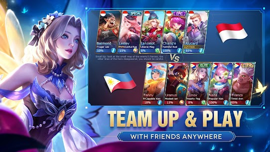 Mobile Legends: Bang Bang 1.5.46.5971 (MOD, Map) 4