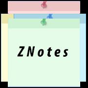 Free Notepad App ZNotes