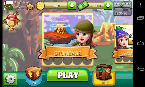 Bingo Casino - Free Vegas Casino Slot Bingo Game  screenshots 2