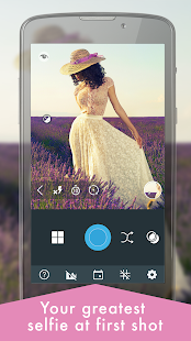 KVAD Camera +: best selfie app, cute selfie, Grids Screenshot