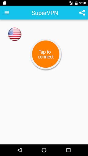 Super VPN - Best Free Proxy 8.3 APK screenshots 1