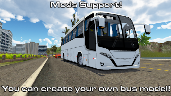Proton Bus Simulator Road Mod Apk