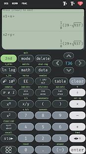 Scientific calculator 36, calc 36 plus
