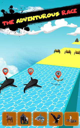 Epic Animal Dash Run 3D: Hop and Smash  screenshots 5