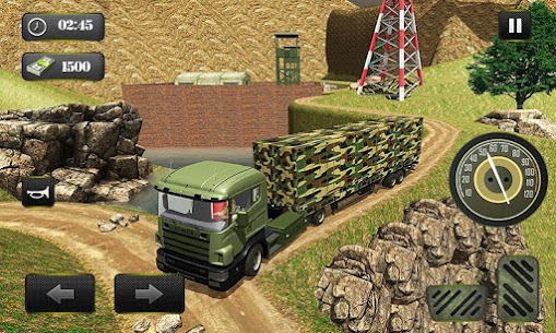 US OffRoad Army Truck driver 2021 5