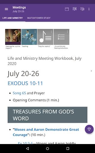 JW Library 12.3 Screenshots 10