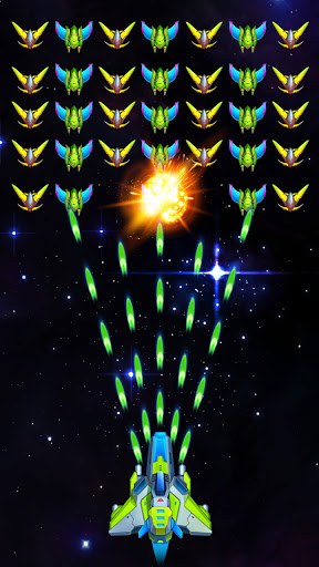 Galaxy Invaders: Alien Shooter -Free Shooting Game apkpoly screenshots 1
