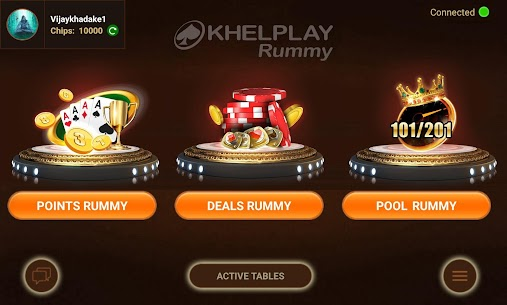 KhelPlay Rummy APK Download For Android 5