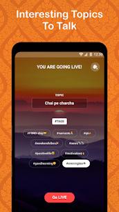 FRND – Audio Social Media App MOD APK (Unlocked) 3