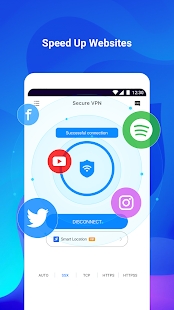 VPN Secure: Fast, Free & Unlimited Proxy Screenshot