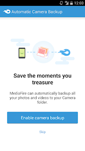 MediaFire Screenshot