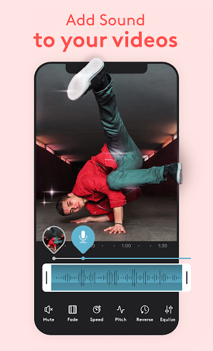 Videoleap by Lightricks. Official Android release! Apkfinish screenshots 6