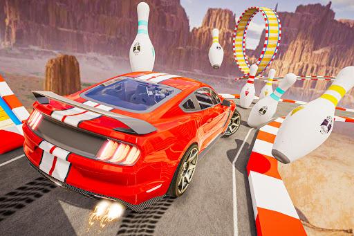 Car games 3d : Impossible Ramp Stunts 1.0 screenshots 4
