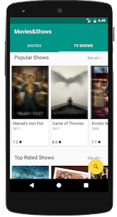 T.V Shows and Box of Movies Apk Download 2021 1