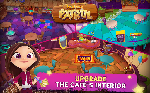 Fantasy Patrol: Cafe screenshots 11