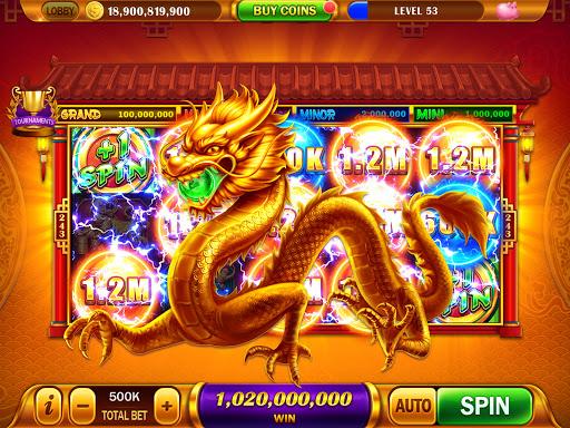 Golden Casino: Free Slot Machines & Casino Games 1.0.409 screenshots 9