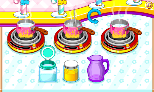 cooking candies hack