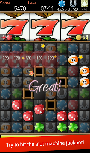 Slot M3 (Match 3 Games) 3.1.10 screenshots 9