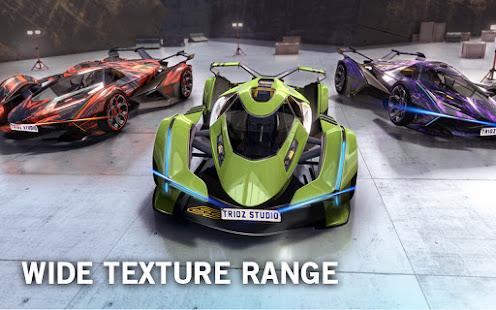 Car Driving Simulator: Lambo V12 Vision GT  screenshots 2