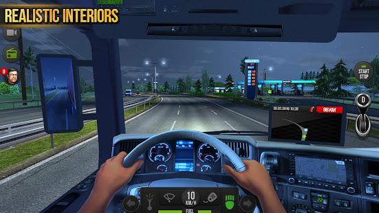 Truck Simulator 2018 : Europe Mod Apk