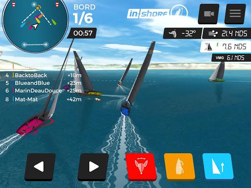 Virtual Regatta Inshore 3.0.4 screenshots 8