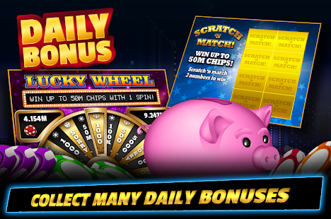 BlackJack 21 - Online Blackjack multiplayer casino 8.1.2 Screenshots 3