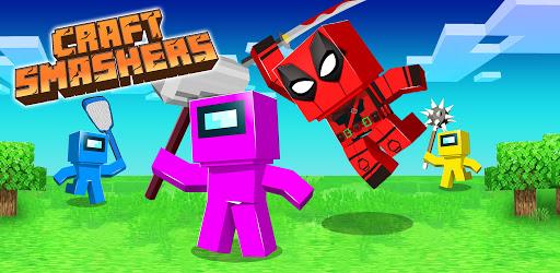 Craft Smashers io - Imposter multicraft battle APK 0