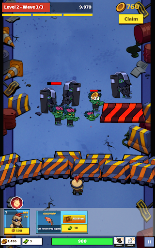 Zombie Idle Defense modavailable screenshots 13