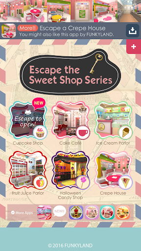 Escape the Sweet Shop Series apkmr screenshots 1