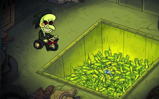 Troll Face Quest: Horror  screenshots 13