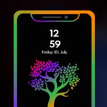 Edge Lighting Colors Wallpaper Download on Windows