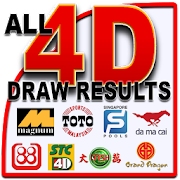 All 4D Results LIVE - Malaysia & Singapore