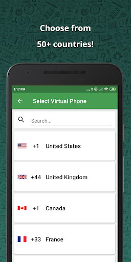 Wabi - Virtual Number for WhatsApp Business 2.8.0 Screenshots 2