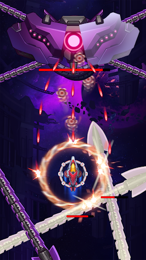 WindWings: Space shooter, Galaxy attack (Premium) apkmr screenshots 6