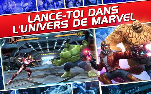 Code Triche Marvel Tournoi des Champions (Astuce) APK MOD screenshots 5
